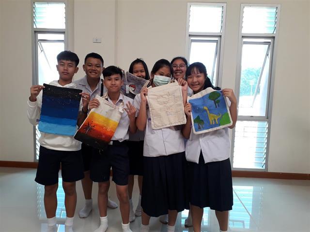 โรงเรียนสาธิตม.พะเยาจัดกิจกรรมโรงเรียนสีเขียว