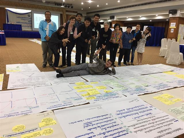 อาจารย์,SEEN,เข้าร่วมประชุมฝึกอบรมปฏิบัติด้านการประเมินสิ่งแวดล้อมระดับยุทธศาสตร์,(Strategic,Environmental,Assessment:,SEA),ครั้งที่,5