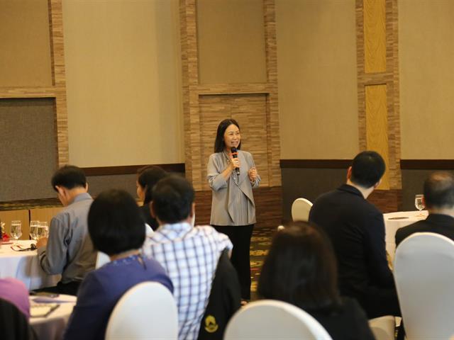 มหาวิทยาลัยพะเยา,จัดโครงการแลกเปลี่ยนเรียนรู้และการบริหารงานระหว่างส่วนงาน