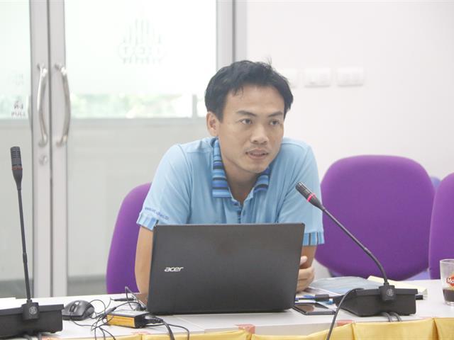 สำนักงานเลขานุการ,คณะ,ICT,ม.พะเยา,จัดประชุมแลกเปลี่ยนเรียนรู้ด้านเทคนิคการเขียนคู่มือปฏิบิติงานและจริยธรรมการวิจัยในคน,เพื่อแบ่งปันและถ่ายทอดความรู้ให้แก่เพื่อนร่วมงาน,นำไปต่อยอดเพื่อพัฒนางานอย่างต่อเนื่อง