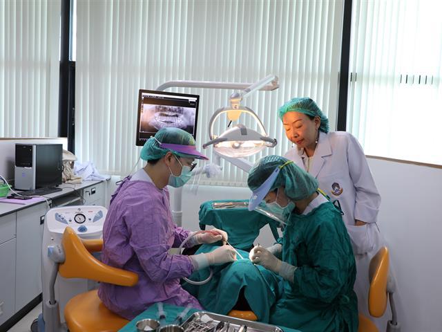 คณะทันตแพทยศาสตร์,ม.พะเยา,บริการด้านสุขภาพช่องปาก,อุด,ขูด,ถอน,ฟรี