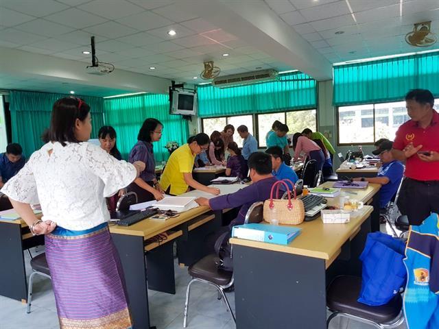 โครงการบริการวิชาการ,การพัฒนาศักยภาพครูด้วยกระบวนการ,PLC,ตามแนวทางศาสตร์พระราชา