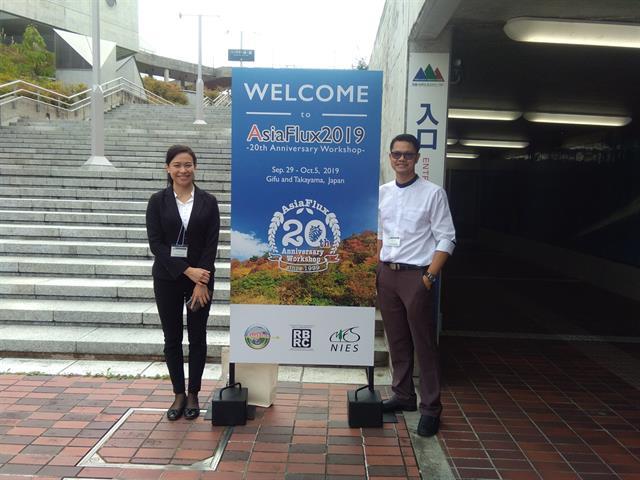นักวิจัย,SEEN,เข้าร่วม,AsiaFlux,Workshop,2019,ณ,เมืองทากายาม่า,จังหวัดกิฟุ,ประเทศญี่ปุ่น