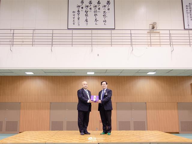 """โรงเรียนสาธิตม.พะเยา,จัดการนำเสนอผลงานวิจัยของนักเรียนในงาน,""""The,4th,Japan-Thailand,Academic,Conference,2019"""",ณ,Tokai,University,Takanawadai,Senior,High,School,กรุงโตเกียว,ประเทศญี่ปุ่น,"""