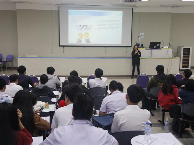 คณะเทคโนโลยีสารสนเทศและการสื่อสาร,มหาวิทยาลัยพะเยา,จัดกิจกรรมปฐมนิเทศนิสิตก่อนฝึกงานและสหกิจศึกษา,