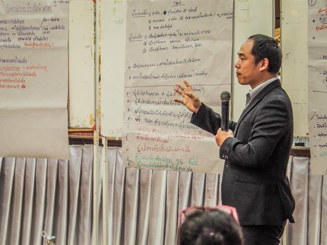 คณะนิติศาสตร์,มหาวิทยาลัยพะเยา,ร่วมกับสำนักงานยุติธรรมจังหวัดพะเยา,โดยการสนับสนุนจากมูลนิธิคอนราด,อาเดนาวร์,จัดโครงการอบรมเชิงปฏิบัติการ