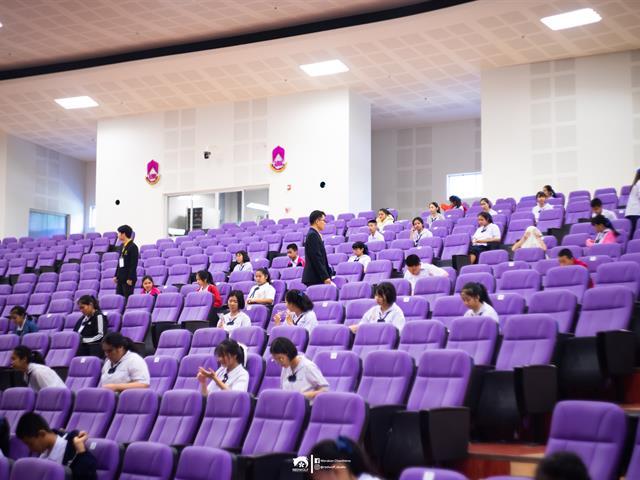โครงการ วมว. โรงเรียนสาธิตมหาวิทยาลัยพะเยา