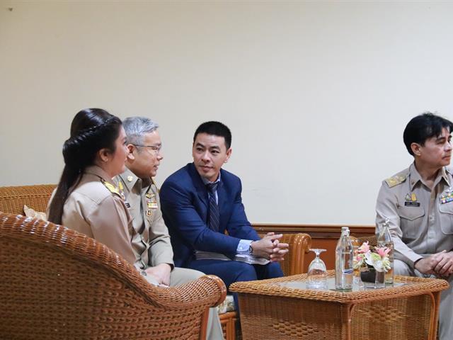 คณะวิทยาการจัดการและสารสนเทศศาสตร์_มหาวิทยาลัยพะเยา_วิจัยบ้านฮวก_รถไฟจีน-ลาว