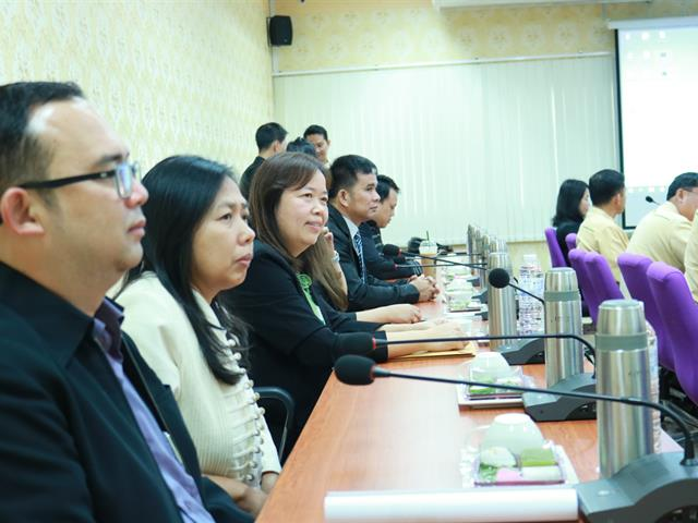 คณะเกษตรศาสตร์และทรัพยากรธรรมชาติ ม.พะเยา และสภาเกษตรกรแห่งชาติ  ลงนามในบันทึกข้อตกลงความร่วมมือด้านวิชาการและงานวิจัย (MOU)