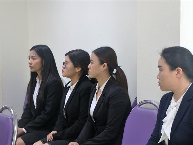 สาขาวิชาการแพทย์แผนไทยประยุกต์ คณะแพทยศาสตร์ มหาวิทยาลัยพะเยา ยินดีต้อนรับการตรวจสอบและประเมินคุณภาพการศึกษาของหลักสูตร จากคณะกรรมการวิชาชีพ