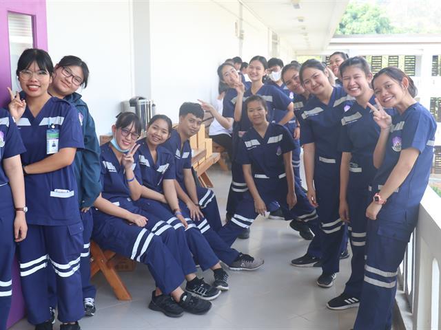 การอบรมการแลกเปลี่ยนเรียนรู้และประสบการณ์การทำงานด้านการแพทย์ฉุกเฉินเรื่อง (EMS Systems and sport medicine)