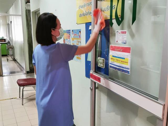 คณะแพทยศาสตร์ มหาวิทยาลัยพะเยา โดย ศูนย์บริการทางการแพทย์และสาธารณสุข มีมาตรการเฝ้าระวังและป้องกันโรคติดเชื้อระบบทางเดินหายใจรวมถึงโรคติดเชื้อไวรัสโคโรนา 2019 (COVID-19)