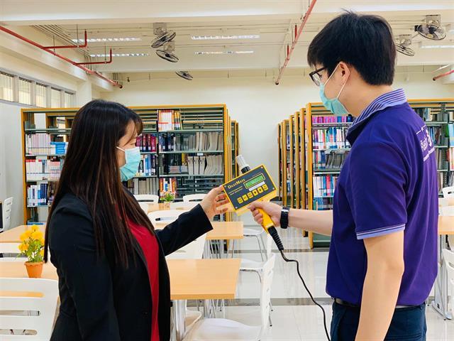 คณะแพทยศาสตร์ มหาวิทยาลัยพะเยา เตรียมรับสถานการณ์ปัญหาหมอกควัน PM 2.5 และแนวทางการเตรียมรับสถานการณ์การระบาดของ COVID-19