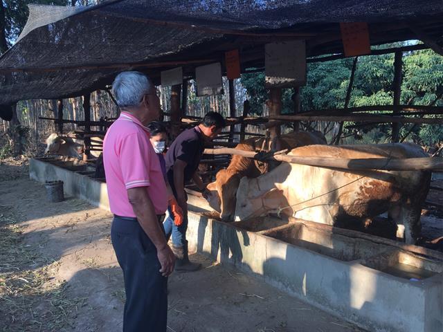 """คณะเกษตรศาสตร์และทรัพยากรธรรมชาติ ม.พะเยา ต้อนรับทีม """"ชีวิตนอกกรุง Localist"""" ซึ่งเป็นสารคดีเชิงข่าวจากช่อง Thai PBS"""