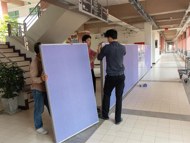 คณะศิลปศาสตร์จัดทำ SAFE ZONE เพื่อเฝ้าระวังการแพร่ระบาดของไวรัสโคโรนา (COVID-19)