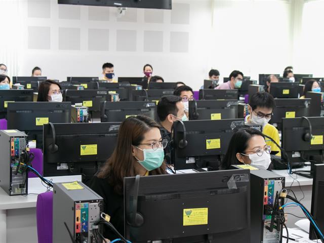 """คณะศิลปศาสตร์จัดโครงการ """"สร้างความรู้ความเข้าใจในการจัดการเรียนการสอนแบบออนไลน์"""" ในช่วงการแพร่ระบาดของไวรัสโคโรนา (COVID-19)"""
