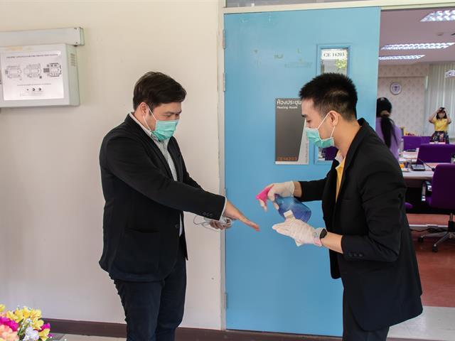 อธิการบดีมหาวิทยาลัยพะเยา พบปะบุคลากรคณะศิลปศาสตร์ เพื่อมอบนโยบายในการบริหารงานและการพัฒนามหาวิทยาลัยพะเยา ร่วมกัน