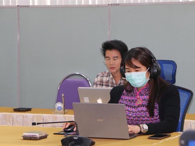 คณะแพทยศาสตร์มหาวิทยาลัยพะเยา ร่วมแลกเปลี่ยนเรียนรู้ โปรแกรมเพื่อใช้เป็นสื่อการเรียนการสอน การศึกษาภาคฤดูร้อน (Summer)