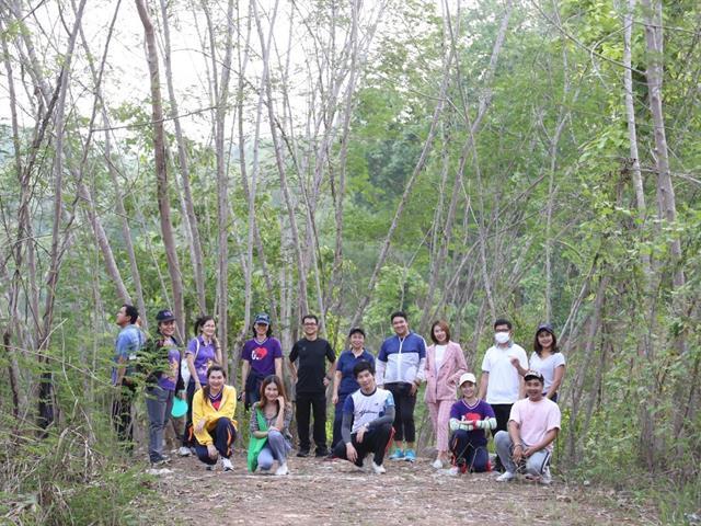 อธิการบดีมหาวิทยาลัยพะเยา นำทีมสำรวจป่าศึกษาธรรมชาติ  เรียนรู้คู่ชุมชน อนาคตสร้างสวนศึกษาพันธุ์ไม้และสมุนไพร