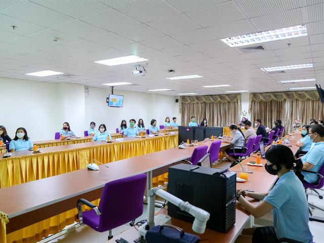 มหาวิทยาลัยพะเยา มาตรการรองรับนิสิต ใช้บริการศูนย์บรรณสารและการเรียนรู้