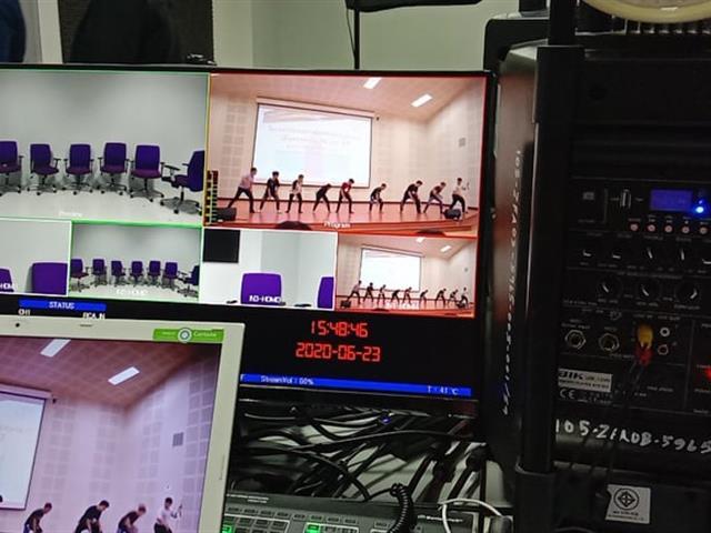 คณะนิติศาสตร์จัดกิจกรรมปฐมนิเทศนิสิตใหม่ รหัส 63 ผ่านช่องทาง Microsoft Teams Live Event