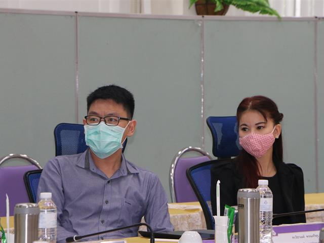 คณะแพทยศาสตร์ มหาวิทยาลัยพะเยา ให้การตอนรับคณะกรรมการประเมินหลักสูตรแพทยศาสตรบัณฑิต และสถาบันรับรองมาตราฐานการศึกษาแพทยศาสตร์