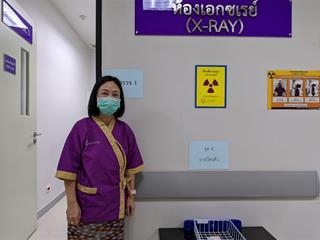 โครงการตรวจสุขภาพบุคลากรมหาวิทยาลัยพะเยา ประจำปี 2563