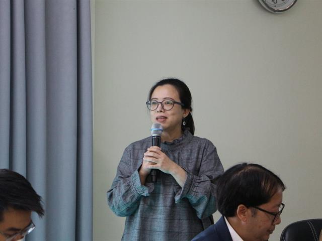 """ทีมนักวิจัยมหาวิทยาลัยพะเยา เข้าร่วมประชุมแลกเปลี่ยนเรียนรู้แนวทางการดำเนินงาน ขับเคลื่อน """"พะเยา เมืองแห่งการเรียนรู้"""""""