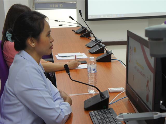 คณะวิทยาศาสตร์การแพทย์ จัดอบรมการเพิ่มทักษะการให้คำปรึกษานิสิตแก่บุคลากรและอาจารย์ที่ปรึกษา ในรูปแบบออนไลน์