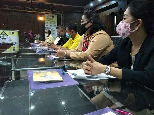 ศูนย์ไกล่เกลี่ยข้อพิพาทภาคประชาชน ตำบลแม่กา จัดโครงการประชุมเชิงปฏิบัติการกฎหมายเกี่ยวกับพระราชบัญญัติไกล่เกลี่ยข้อพิพาท พ.ศ.2562 แก่ประชาชนในพื้นที่จังหวัดพะเยา  เพื่อการส่งเสริมศูนย์ไกล่เกลี่ยข้อพิพาทภาคประชาชนตำบลแม่กา อำเภอเมือง จังหวัดพะเยา (กิจกรรมที่ 3