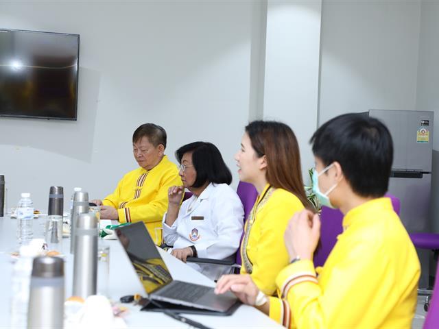 คณะทันตแพทยศาสตร์ รับการตรวจประเมินคุณภาพการศึกษาภายใน ระดับหลักสูตรทันตแพทยศาสตรบัณฑิต ตามเกณฑ์ AUN QA ประจำปีการศึกษา 2562