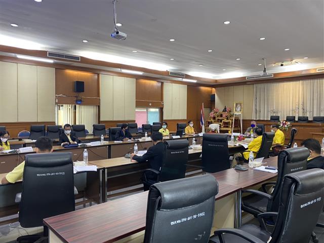 รองอธิการบดีฝ่ายสื่อสารองค์กร มหาวิทยาลัยพะเยา เข้าร่วมประชุมคณะอนุกรรมการประชาสัมพันธ์แห่งชาติ