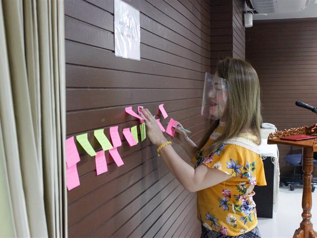 """คณะศิลปศาสตร์จัดประชุมเชิงปฏิบัติการ โครงการ """"การติดตามและขยายผลโครงการ อ่านได้ เขียนคล่อง ผ่านนิทาน"""""""