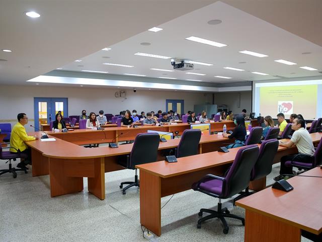 มหาวิทยาลัยพะเยาจัดอบรมให้ความรู้เกี่ยวกับการบริหารจัดการระบบข่าวสารสู่ภาพลักษณ์องค์กร