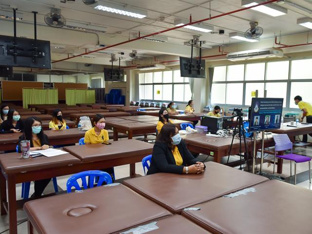 หลักสูตรกายภาพบำบัด คณะสหเวชศาสตร์ รับการตรวจประเมินคุณภาพการศึกษาระดับหลักสูตร (AUN-QA) ประจำปีการศึกษา 2562