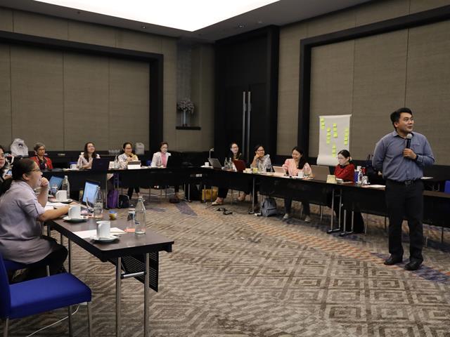 กิจกรรม Manuscript Camp phase 2  อบรมเชิงปฏิบัติการ R2R และวิจัยชั้นเรียน