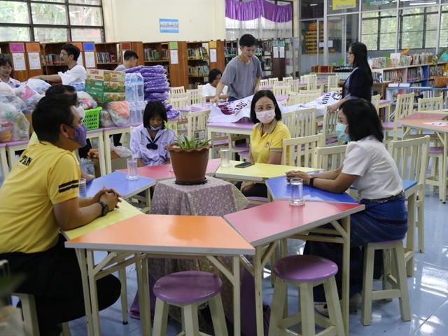 ศูนย์ปฎิบัติการมหาวิทยาลัยพะเยาจิตอาสา  ลงพื้นที่ช่วยเหลือผู้ประสบอุทกภัย อำเภอเวียง จังหวัดน่าน