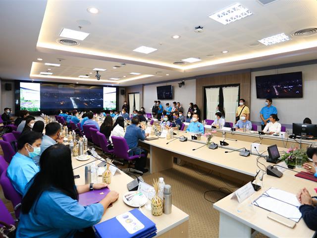 """มหาวิทยาลัยพะเยา ร่วมกับสถาบันวิจัยวิทยาศาสตร์และเทคโนโลยีแห่งประเทศไทย(วว.) จัดพิธีลงนามบันทึกข้อตกลงร่วมมือ(MOU) ว่าด้วย """"การใช้เทคโนโลยี ผลงานวิจัยและนวัตกรรม  เพื่อสร้างมูลค่าเพิ่มผลผลิตการเกษตรและพืชอัตลักษณ์ของจังหวัดพะเยา"""""""