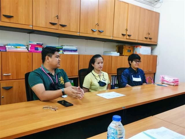 โครงการอบรมเชิงปฏิบัติการและศึกษาดูงานด้านการประกันคุณภาพการศึกษา EdPEx