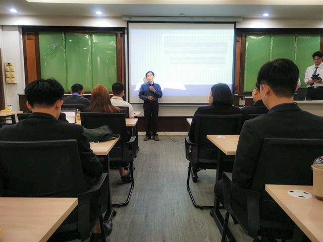 โครงการกิจกรรมสโมสรนิสิต กิจกรรมที่ 3 ศึกษาดูงานด้านกิจการนิสิต