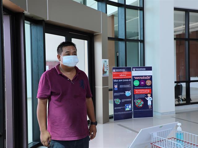 โรงพยาบาลทันตกรรม คณะทันตแพทยศาสตร์ มหาวิทยาลัยพะเยา ได้ทำการติดตั้งกล้องตรวจวัดอุณหภูมิร่างกายเพิ่มความมั่นใจให้แก่บุคลากรทางการแพทย์และผู้มารับบริการทางทันตกรรม