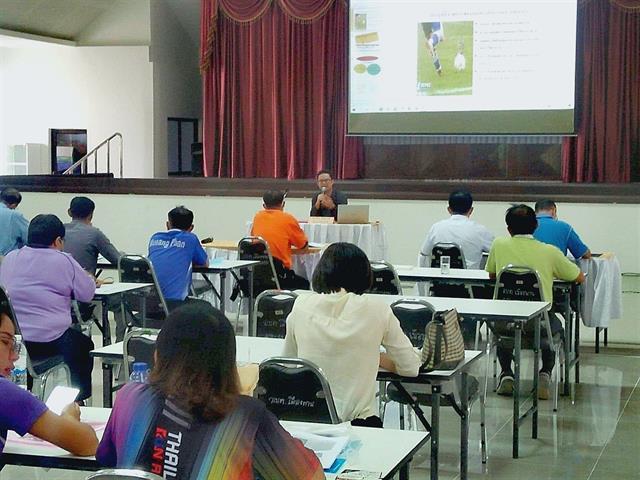 อาจารย์ประจำคณะนิติศาสตร์ ได้รับเกียรติเป็นวิทยากร โครงการฝึกอบรมความรู้ด้านกฎหมาย