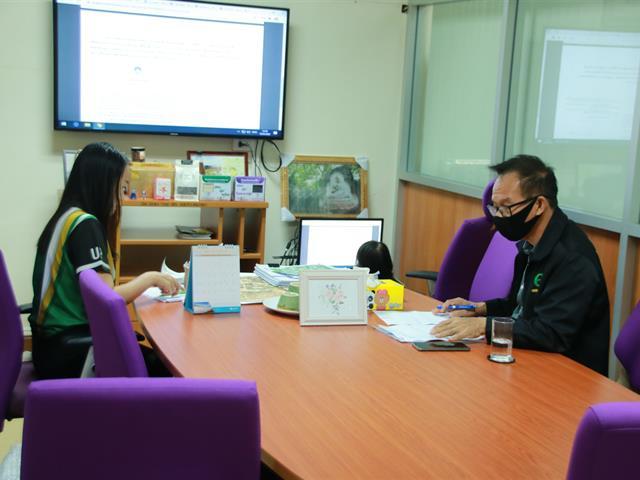 """คณะเกษตรศาสตร์และทรัพยากรธรรมชาติ มหาวิทยาลัยพะเยา รับการประเมิน """" สำนักงานสีเขียว Green Office """""""
