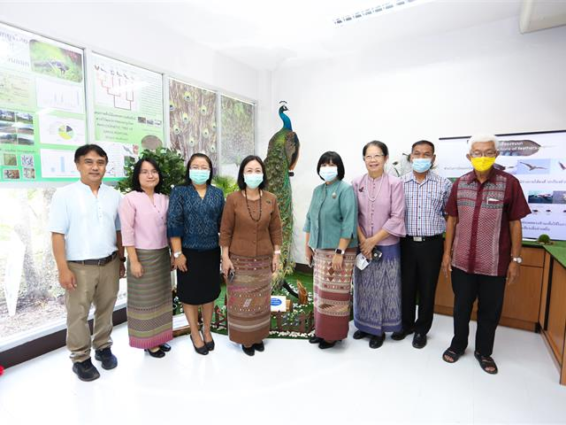 ชมฟรี มหาวิทยาลัยพะเยา เปิดพิพิธภัณฑ์ธรรมชาติวิทยา (Natural History Museum) เน้นส่งเสริมเยาวชนเรียนรู้นกยูงไทยแห่งล้านนาตะวันออก