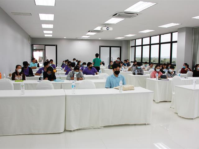 คณะพยาบาลศาสตร์ มหาวิทยาลัยพะเยาประชุมแลกเปลี่ยนเรียนรู้ ณ วิทยาเขตเชียงราย