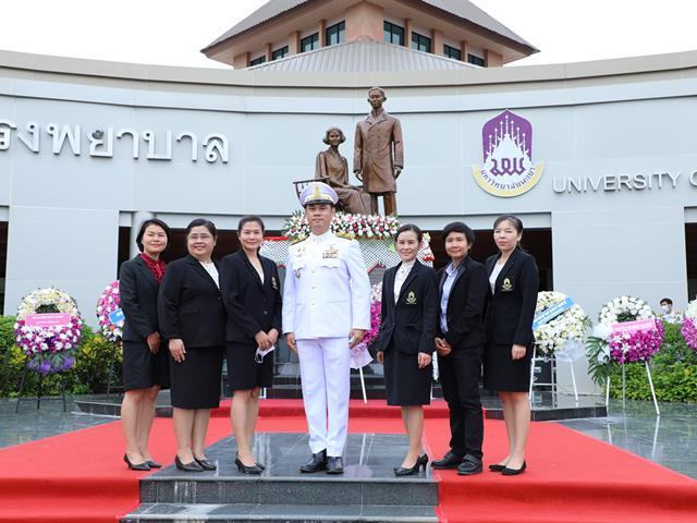 คณะพยาบาลศาสตร์ มหาวิทยาลัยพะเยา เข้าร่วมงาน วันมหิดล ประจำปี 2563