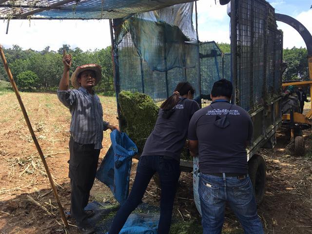 """คณะเกษตรศาสตร์และทรัพยากรธรรมชาติ ม.พะเยา ลงพื้นที่อำเภอเชียงคำ จังหวัดพะเยา เพื่อเข้าไปให้คำปรึกษาแก่ผู้ประกอบการ """" โปรแกรมสนับสนุนการพัฒนาเทคโนโลยีของอุตสาหกรรมไทย """""""