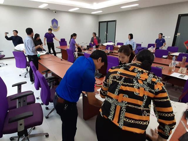กองกิจการนิสิตมหาวิทยาลัยพะเยาจัดทำแผนปฏิบัติการประจำปีงบ 2564 ณ วิทยาเขตเชียงราย