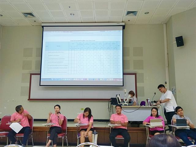 คณะนิติศาสตร์ มหาวิทยาลัยพะเยา ถอดบทเรียนการประเมินสำนักงานที่เป็นมิตรกับสิ่งแวดล้อม (Green Office) ประจำปี พ.ศ. 2563