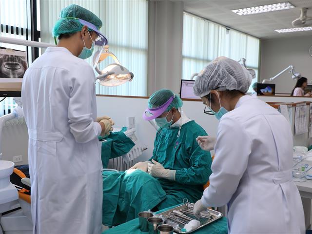 คณะทันตแพทยศาสตร์ โรงพยาบาลทันตกรรม